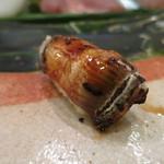 治鮨 - 27年3月 煮穴子