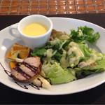 35890192 - サラダと前菜とスープ