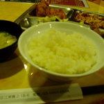 東京穆斯林飯店 - ランチB 864円