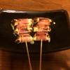 ひのとり - 料理写真:お勧め串焼き チーズベーコン