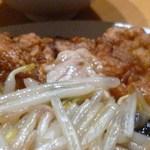 珍満茶楼 - (2015-3-7) 珍満ランチ 豚肉の唐揚げの部分