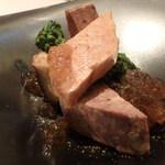 レストラン ラ フィネス - うりぼうのパテ