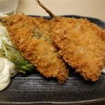 魚徳 - アジフライ