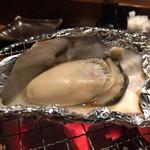 35894335 - 焼き貝(答志島かき)