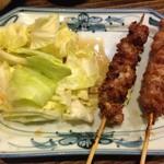 博多一番 - 豚ナンコツと鶏セセリ