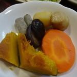 大輝 - いろいろ野菜煮