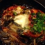 坐・和民 - チーズたっぷり熱々つくね390円税別