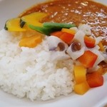 35898331 - 温野菜のせカレー