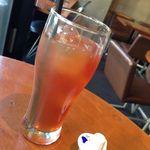 TOKYO CIRCUS CAFE - アイスティ