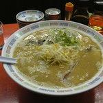 長崎うまか亭 - とんこつラーメン 麺大盛(H22.4)