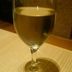 和食 たちばな - グラスワイン白