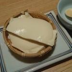 和食 たちばな - ざる豆腐