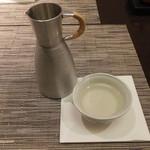焼鳥 瀬尾 - 阿桜特別純米