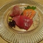 35900080 - 鮮魚三種刺身