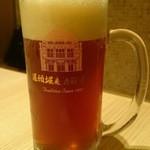 和食 たちばな - 道頓堀地ビール