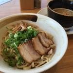 喫茶Live - つけ麺(太麺) 750円☆(第二回投稿分①)