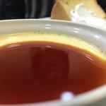 エビアンコーヒー - エビアンプリン
