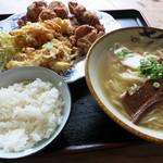 裕次郎そば - 料理写真: