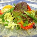 有機野菜サラダメニュー このメニューからお選び下さい