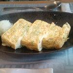 スウィート ローズ - 出汁巻き卵