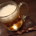 おかんの台所 - ハートランドビール