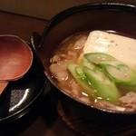 おかんの台所 - 肉豆腐