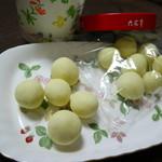 六花亭 - ストロベリーチョコホワイト