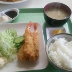 35908966 - 海老フライ定食
