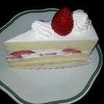 洋菓子工房 もみの木 - 料理写真:ショートケーキ