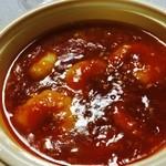 正華 - 海老のチリソース煮