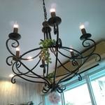 35911175 - Breeze cafeのシャンデリア