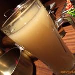 南屋韓国食堂 - マッコリビール