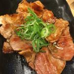 吉野家 - ロース豚皿