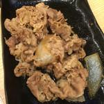 吉野家 - 牛皿