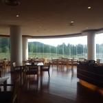 ノーザンアークリゾートホテル - 朝食も同じ場所