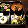 普茶料理 梵 - 料理写真:生麩や花びらが目にもご馳走