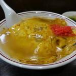 餃子屋麺壱番館 - 天津飯☆