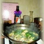 もつ太郎 - 熱々の、、もつ鍋は最高~