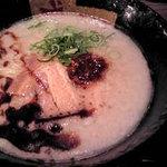 3592692 - 博多バリこく麺
