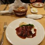 レストラン アンシャンテ - アンガスビーフステーキ