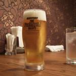 35920409 - 生ビール 中