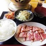 絆 - 2015年2月 プリプリカルビ定食