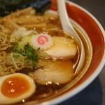 ソラノイロ Japanese soup noodle free style - 中華そばのアップ