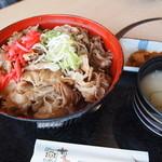 レストラン神の蔵 - 黒豚めし 800円