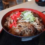 レストラン神の蔵 - 黒豚メシアップ