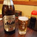 さつま路 - 瓶ビール 650円