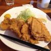 燦遊館 - 料理写真:チキンカツ定食♪
