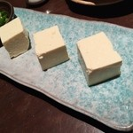 知念家 - 島豆腐♪