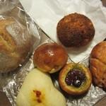35924592 - 珠玉のパンたち