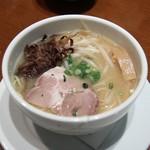 R&B  - 味噌ら~麺ハーフ